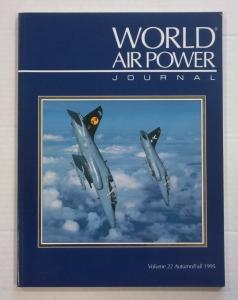 CHEAP BOOKS  ZB766 WORLD AIR POWER JOURNAL VOL 22 1995