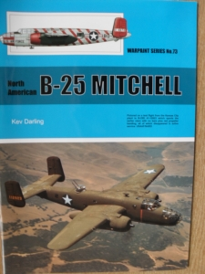 WARPAINT  073. NORTH AMERICAN B-25 MITCHELL