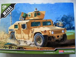 ACADEMY 1/35 13415 M1151 ENHANCED ARMAMENT CARRIER