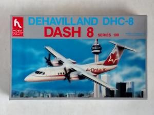 HOBBYCRAFT 1/72 1341 DEHAVILLAND DHC-8 DASH 8