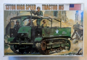 SCIENCE TREASURY 1/72 14 TRACTOR M5