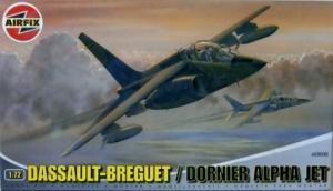 AIRFIX 1/72 03035 DASSAULT-BREGUET/DORNIER ALPHA JET