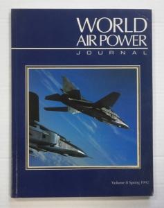CHEAP BOOKS  ZB752 WORLD AIR POWER JOURNAL VOL 8 1992
