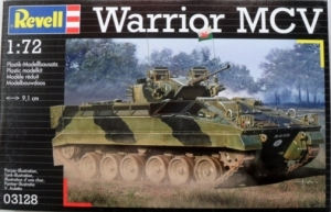REVELL 1/72 03128 WARRIOR MCV