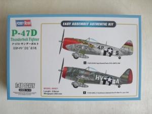 HOBBYBOSS 1/48 85804 P-47D THUNDERBOLT