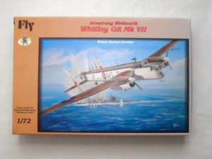 FLY 1/72 72007 ARMSTRONG WHITWORTH WHITLEY GR Mk.VII