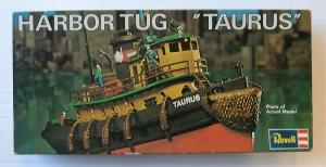 REVELL  H-314 HARBOUR TUG TAURUS