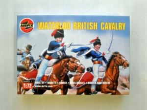 AIRFIX 1/72 01743 WATERLOO BRITISH CAVALRY