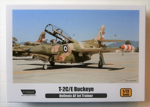 WOLFPACK 1/72 WP10009 T-2C/E BUCKEYE HELLENIC AF JET TRAINER