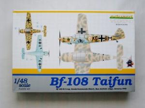 EDUARD 1/48 8476 MESSERSCHMITT Bf-108 TAIFUN