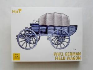 HAT INDUSTRIES 1/72 8260 WWI GERMAN FIELD WAGON