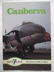 AEROGUIDES  07. EE CANBERRA B Mk 2/T Mk 4