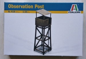 ITALERI 1/35 418 OBSERVATION POST