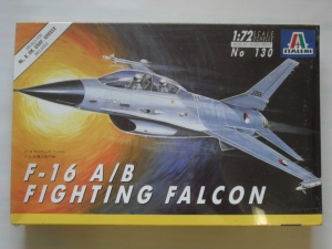 ITALERI 1/72 130 F-16A/B FIGHTING FALCON