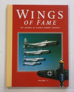 CHEAP BOOKS  ZB780 WINGS OF FAME VOLUME 11
