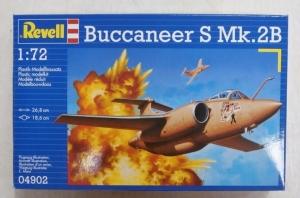 REVELL 1/72 04902 BUCCANEER S Mk.2B