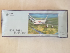 RUSSIAN MAKE 1/144 ILYUSHIN IL-96-300