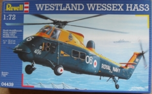 REVELL 1/72 04439 WESTLAND WESSEX HAS3