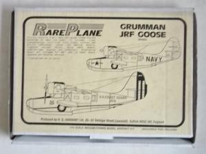 RAREPLANE 1/72 6003 GRUMMAN JRF GOOSE