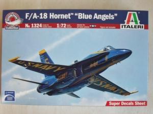 ITALERI 1/72 1324 F/A-18 HORNET BLUE ANGELS