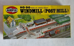 AIRFIX AIRFIX HO/OO TRACKSIDE  03624 WINDMILL  POST MILL