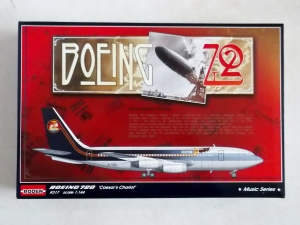 RODEN 1/144 317 BOEING 720 CAESARS CHARIOT LED ZEPPELIN USA 1977