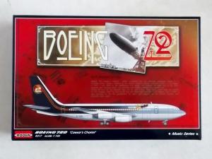 RODEN 1/144 317 BOEING 720 CAESARS CHARIOT LED ZEPPELIN USA 1977