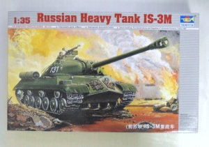 TRUMPETER 1/35 00316 RUSSIAN IS-3M