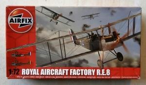 AIRFIX 1/72 01076 RAF R.E.8 1918