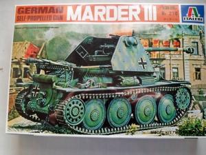 ITALERI 1/35 210 MARDER III