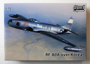 SWORD 1/72 72105 RF-80A OVER KOREA