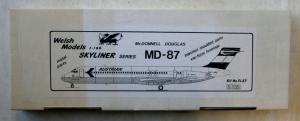 WELSH MODELS 1/144 SL57 McDONNELL DOUGLAS MD-87 AUSTRIAN