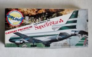 HASEGAWA 1/200 LC5 L-1011 SUPER TRISTAR CATHAY PACIFIC