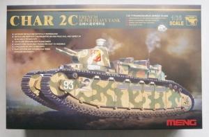MENG 1/35 TS-009 CHAR 2C