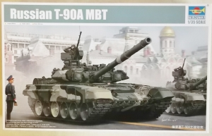 TRUMPETER 1/35 05562 RUSSIAN T-90A MBT
