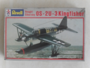 REVELL 1/72 4168 VOUGHT SIKORSKY OS-2U-3 KINGFISHER