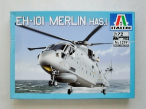ITALERI 1/72 1219 EH-101 MERLIN HAS.1