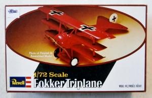REVELL 1/72 4154 FOKKER DR-1