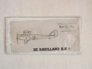 CLASSIC PLANE 1/72 DE HAVILLAND D.H.4