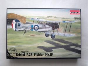 RODEN 1/48 428 BRISTOL FIGHTER F.2b Mk.IV