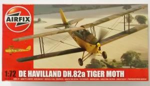 AIRFIX 1/72 01025 DE HAVILLAND DH.82a TIGER MOTH