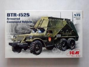 ICM 1/72 72511 BTR-152S COMMAND