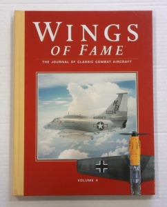 CHEAP BOOKS  ZB773 WINGS OF FAME VOLUME 4