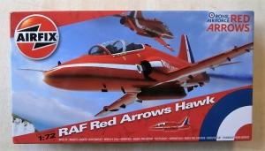 AIRFIX 1/72 02005A RAF RED ARROWS HAWK 2012