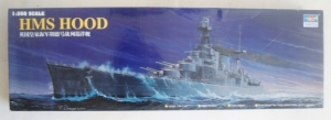 TRUMPETER 1/350 05302 HMS HOOD  UK SALE ONLY