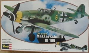 REVELL 1/48 H33 MESSERSCHMITT Bf 109