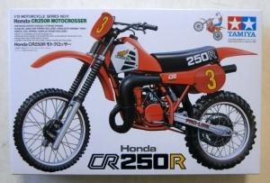 TAMIYA 1/12 14011 HONDA CR250R MOTOCROSSER