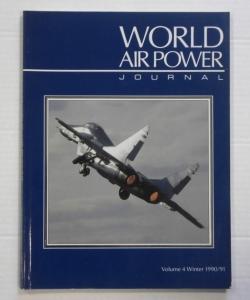CHEAP BOOKS  ZB748 WORLD AIR POWER JOURNAL VOL 4 1990/91