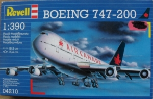 REVELL  04210 BOEING 747-200 1/390