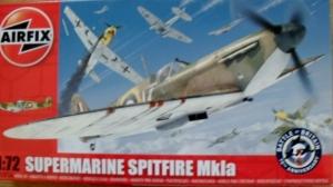 AIRFIX 1/72 01071A SUPERMARINE SPITFIRE Mk.Ia